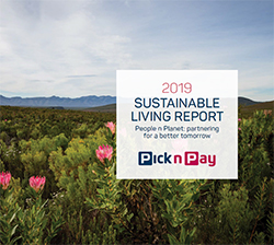 Sustainable living report 2019